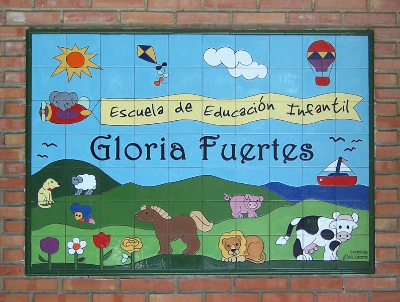 Comedor comedor escolar : Murales de Ceru00e1mica para colegios MURALES DE CERu00c1MICA - TILES AND ...