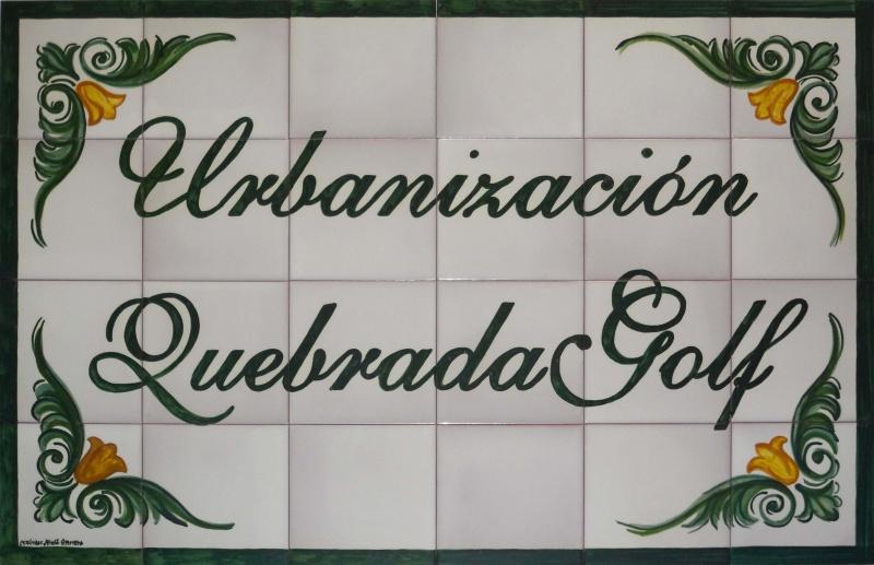 Murales cer micos para urbanizaciones murales de cer mica tiles and murals of ceramic - Murales de azulejos ...