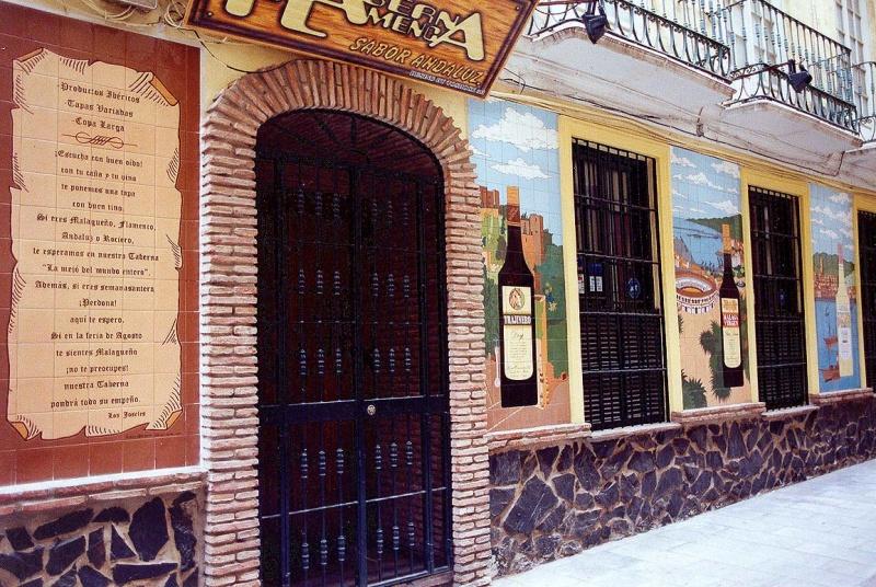 Fachadas de azulejos pintados a mano murales de cer mica - Azulejos para fachadas ...
