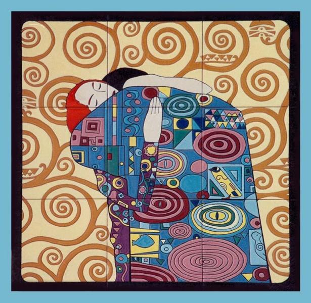 Reproducciones de cer mica murales de cer mica tiles and murals of ceramic - Murales de azulejos ...